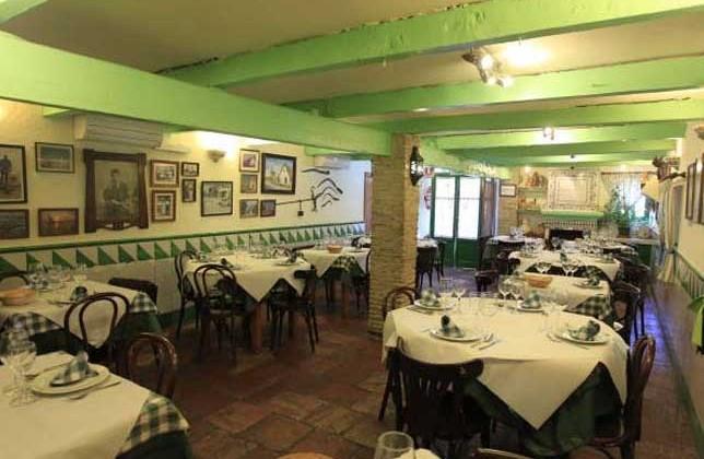 La genuina encuentra restaurante - Restaurante en pinedo ...
