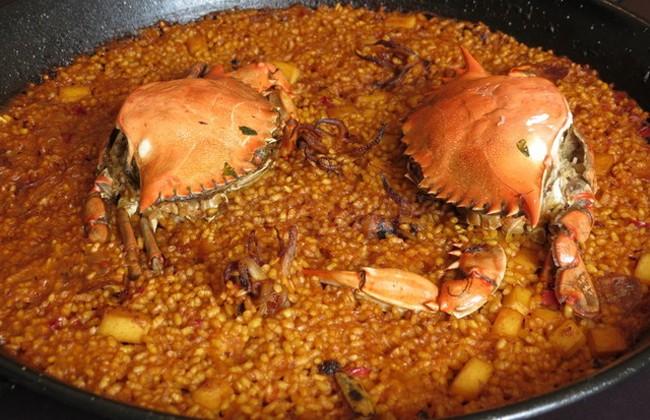arroz-con-cangrejo