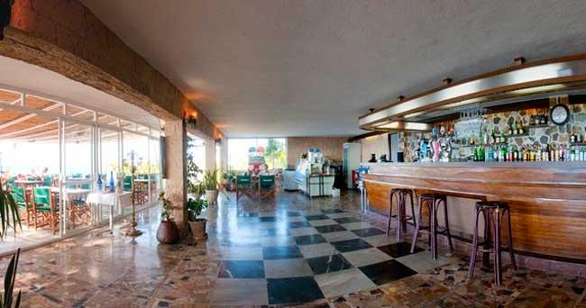 barra-de-restaurante-Panoramica-restaurante