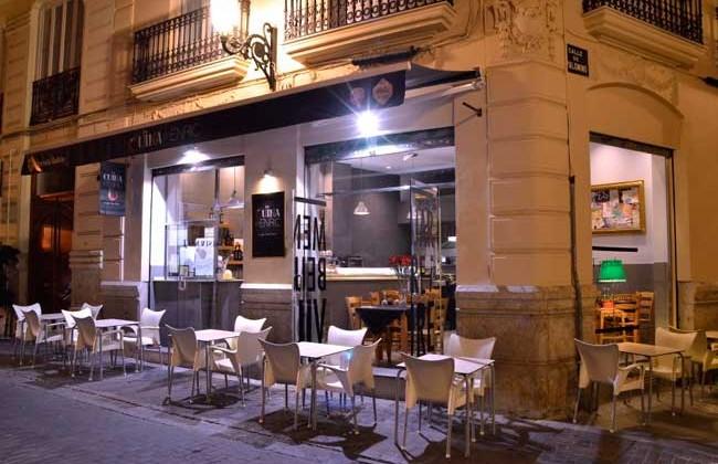 La cuina d 39 enric valencia encuentra restaurante - Restaurante casa de valencia ...