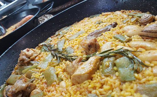 paella-valenciana-en-los-restaurantes-de-Valencia